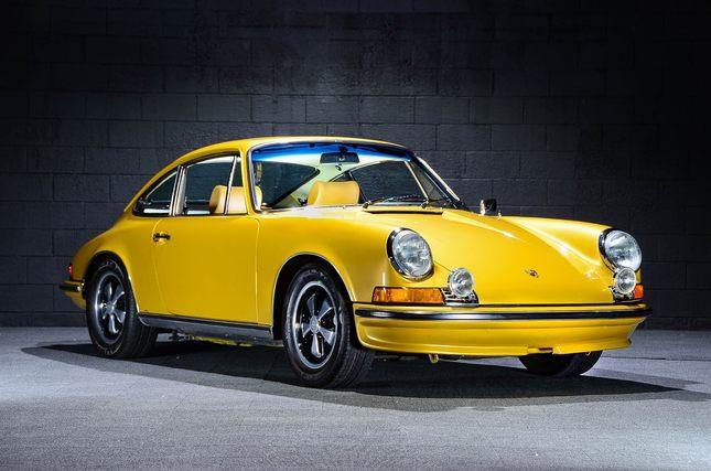 1973 911s 1