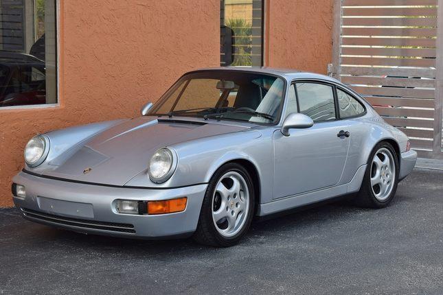 1993 porsche 911 carrera 2 coupe 1
