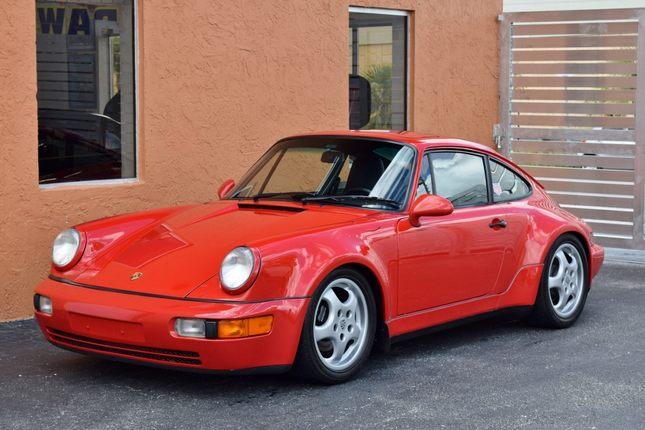 1994 porsche 911 964 c4 turbo look widebody 1
