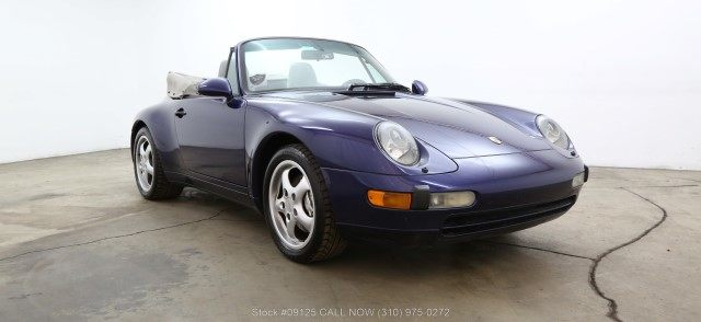 1996 993 cabriolet