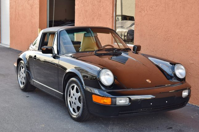 1990 911 carerra 2 targa 964
