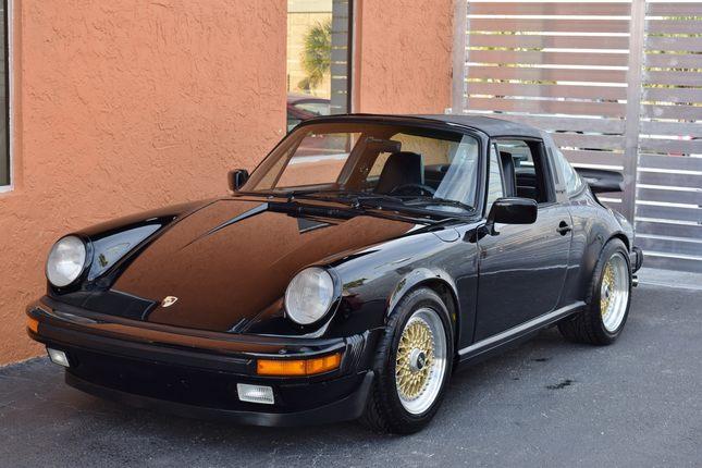 1985 porsche 911 targa 3 2 liter