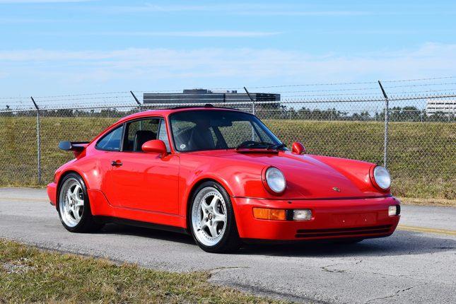 1991 Porsche 911 Turbo 964  A