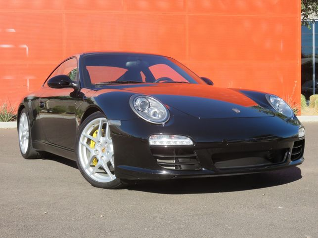 2009 carrera s coupe w pdk and pccb