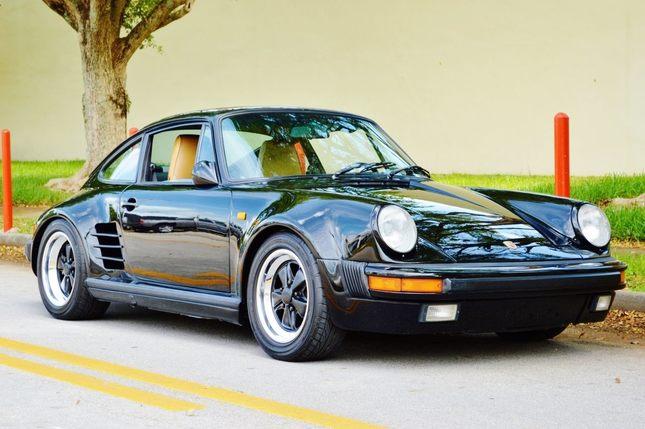 1985 porsche 911 m491 wide celebrity car rob taylor