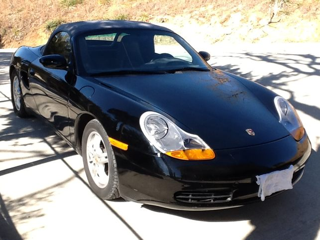 1999 boxster