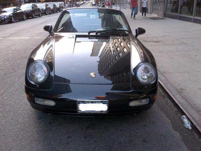 1997 c4 cabriolet