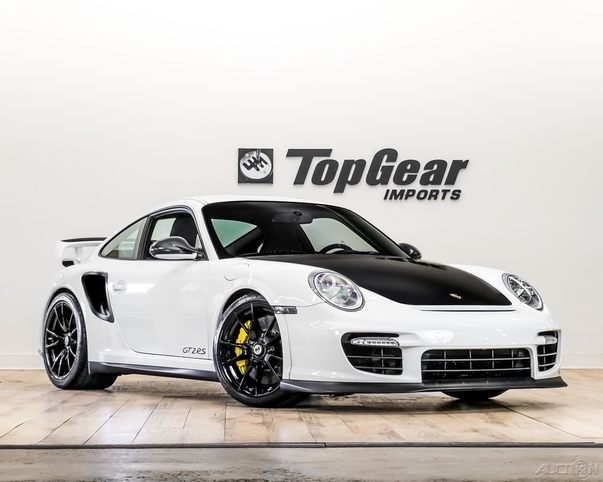2011 gt2 rs