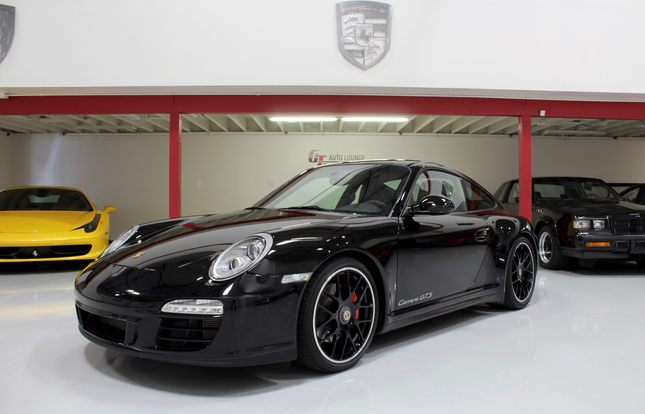 2011 911 carrera gts coupe