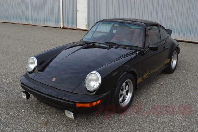 1974 porsche 911 us carrera garage find