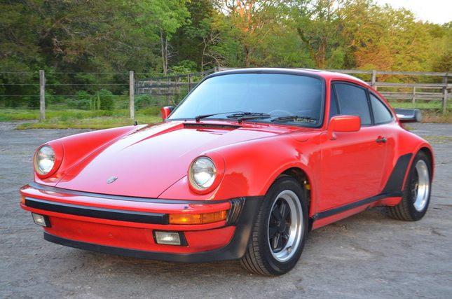 1984 porsche 911 m491