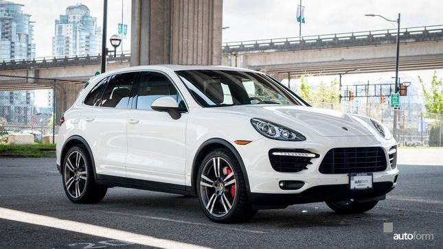 2011 Porsche Cayenne Turbo in Vancouver, BC, Canada | listed on 05 ...