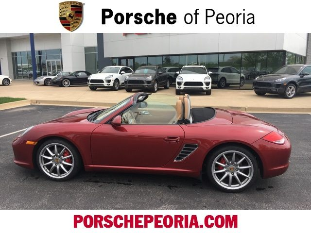 2009 boxster s