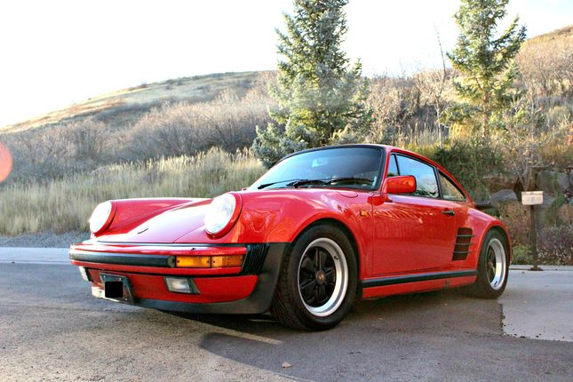 1985 930 turbo