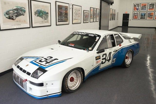 1980 porsche 924 gtr racecar