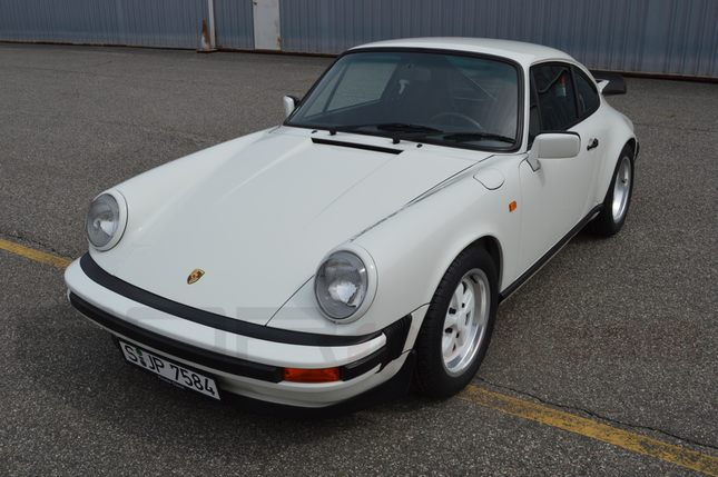 1988 porsche 911 club sport