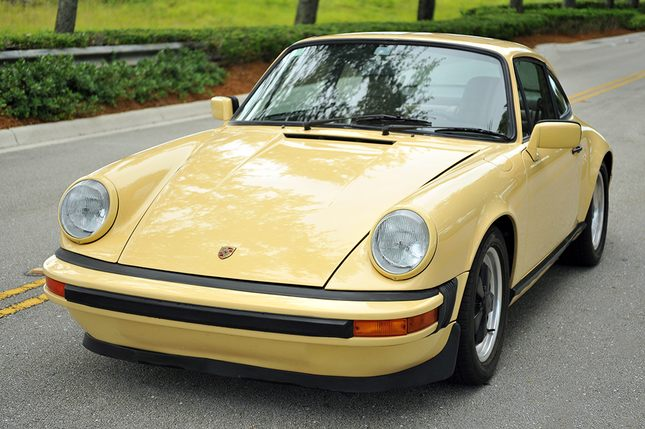 1981 911 sc