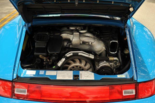1996 porsche 911 c4s 1 owner rare turqouise blue