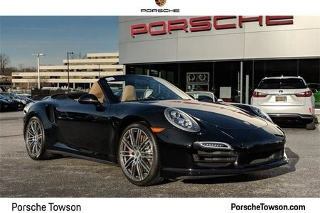 2015 911 2dr Cabriolet Turbo picture #1