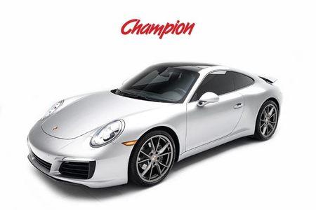 2018 Porsche 911 Carrera picture #1