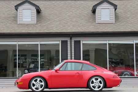 1997 993 Carrera 2 Coupe picture #1