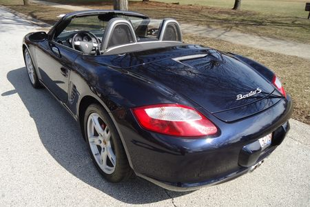 2007 Boxster S picture #1