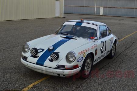 1967 Porsche 911 Factory Race Car picture #1