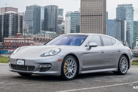 2010 Panamera Turbo picture #1