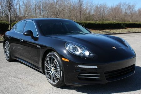 2015 Panamera 4S picture #1
