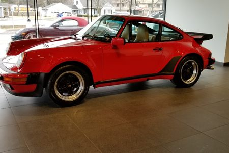 1989 911 Porsche Turbo Coupe picture #1