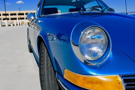 1970 911E 2.2 Coupe picture #1