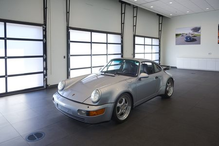 1991 911 Turbo picture #1