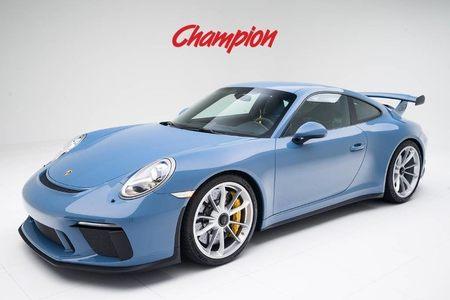 2018 Porsche 911 GT3 picture #1