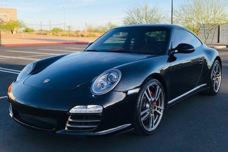 2012 Porsche 911 C4S picture #1
