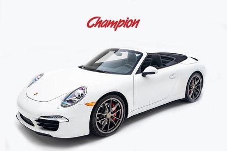 2015 Porsche 911 Carrera S Cab picture #1