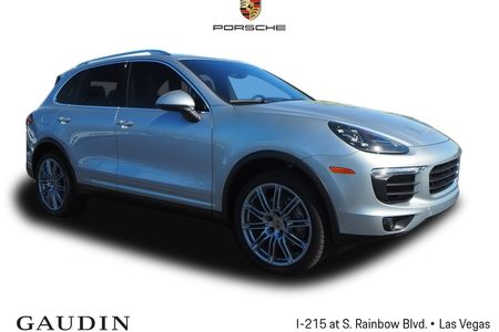 2016 Cayenne S picture #1