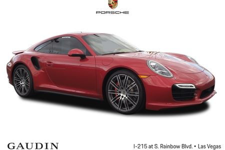 2014 911 Turbo picture #1