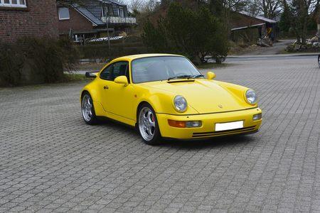1993 Porsche 964 Turbo 3.6 picture #1