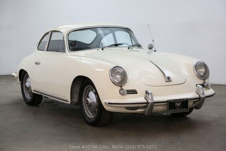 1963 356B Super 90 Coupe picture #1