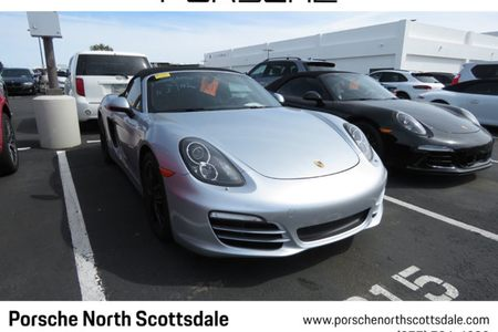2014 Boxster 2dr Roadster picture #1