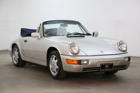 1990 964 Cabriolet picture #1