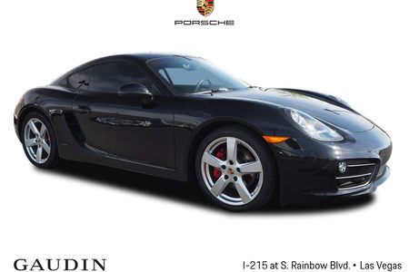 2015 Cayman S picture #1