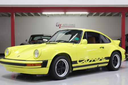 1974 Porsche 911 Carrera 2.7 picture #1