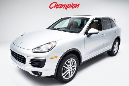 2018 Porsche Demo Sale Cayenne picture #1