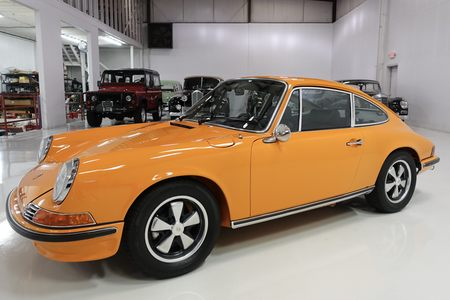 1970 911S 2.2 Coupe picture #1