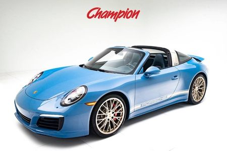 2017 Porsche 911 Targa 4S Exclusive Design Edition picture #1