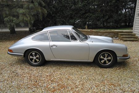 1966 911 SWB Coupe picture #1
