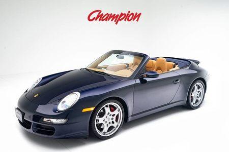 2006 Porsche 911 Carrera S Cab picture #1