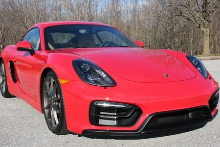 2015 Cayman GTS picture #1