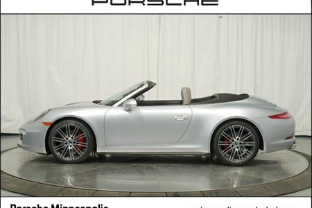 2015 911 2dr Cabriolet Carrera 4S picture #1